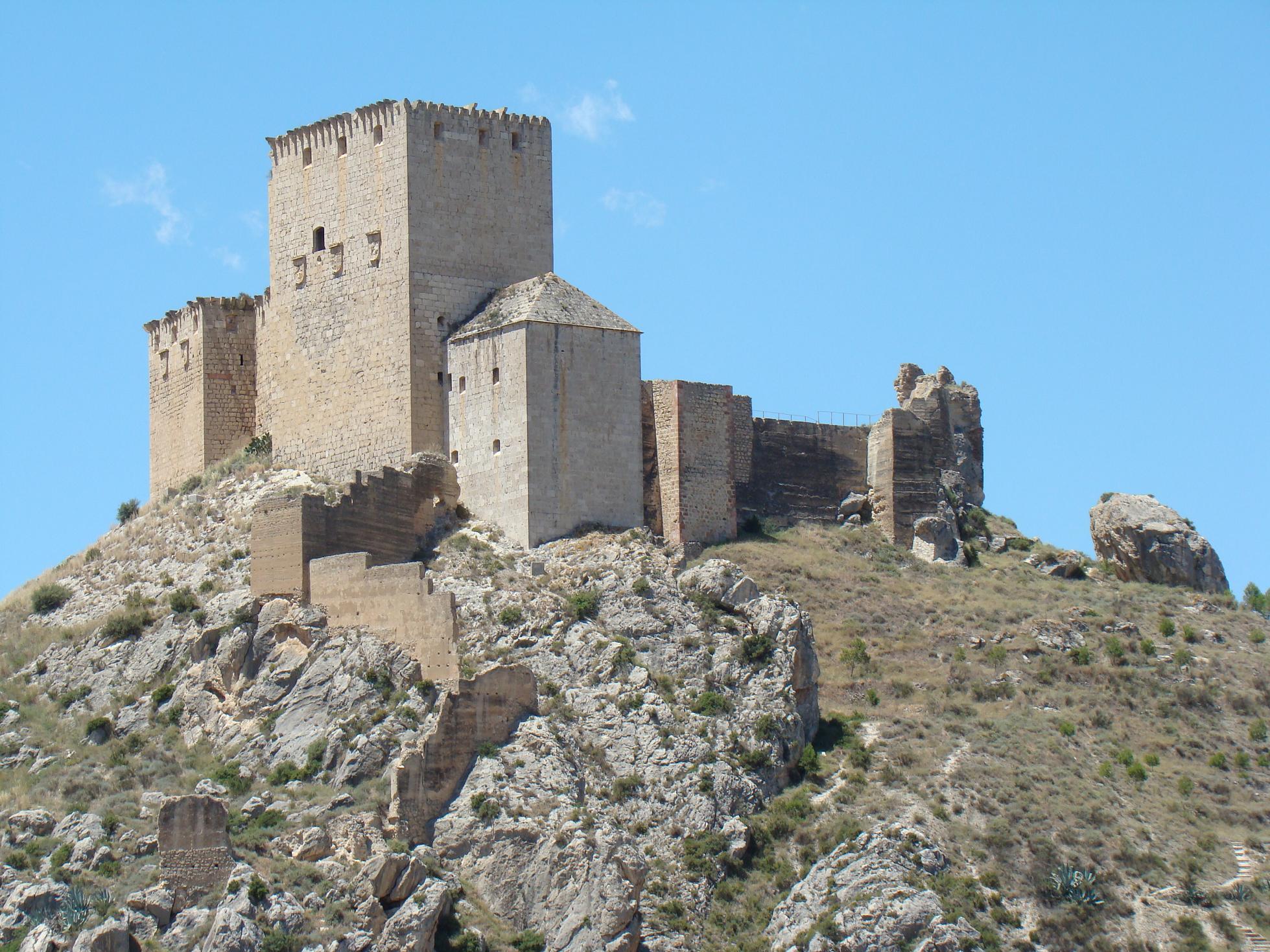 Castillo de Medieval de Mula